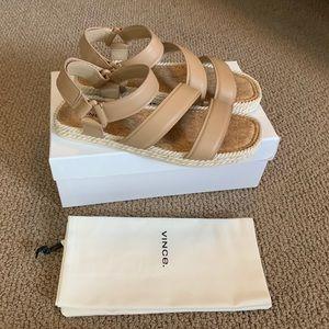 Vince Elian espadrilles sandals